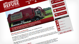 Affordable Refuse Website
