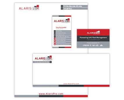 AlarisPro Corporate Identity
