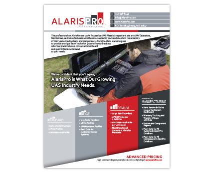 AlarisPro Flyer
