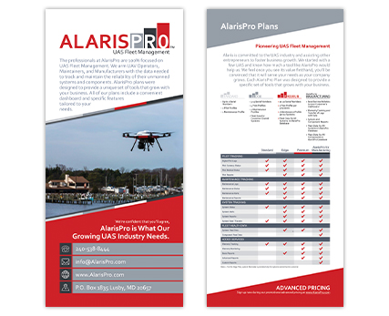 AlarisPro Rack Card