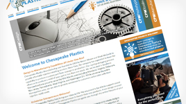 Chesapeake Plastics Website