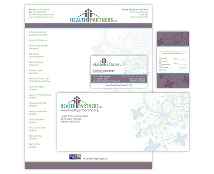 Health Partners Inc Corporate Identity