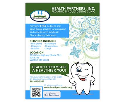 Health Partners Inc Flyer