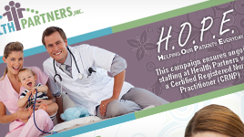 Health Partners Inc Marketing