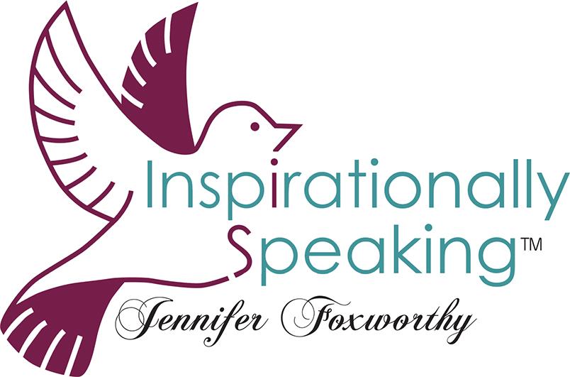 Inspirationally Speaking Logo