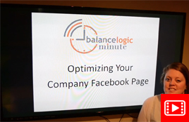 Optimizing your Company Facebook Page