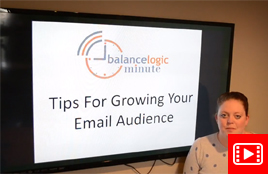 Tips to Growing Your Email Audience