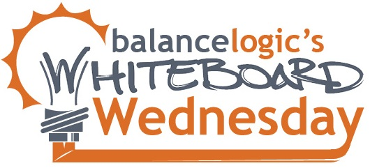 Balancelogic Whiteboard Wednesday Logo