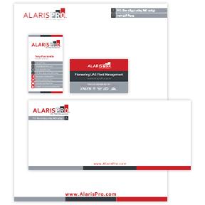 Corporate Identity AlarisPro