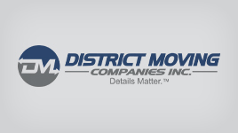District Moving Companies Logo 1
