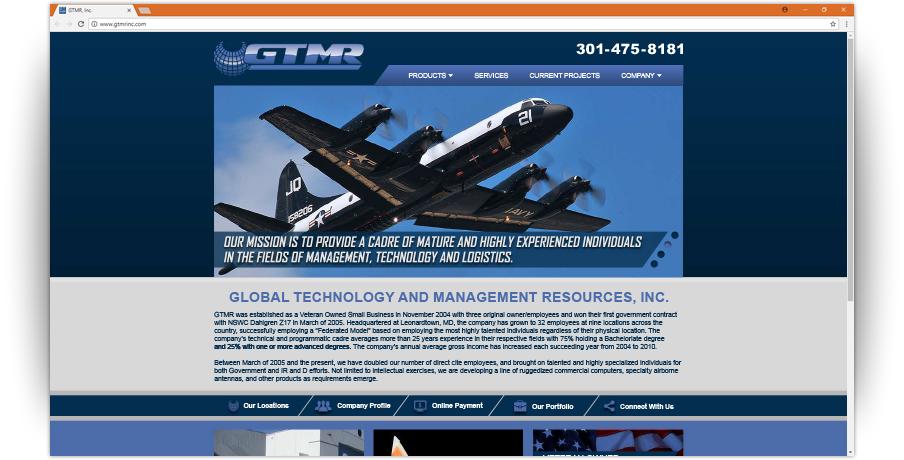 GTMR Website