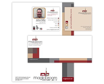 Magic Broom Corporate Identity