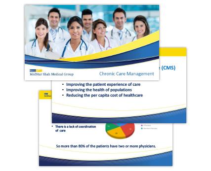MedStar Shah Medical Group CCM PowerPoint Presentation