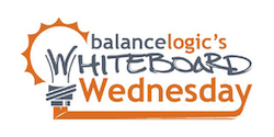 Balancelogic Whiteboard Wednesday Logo
