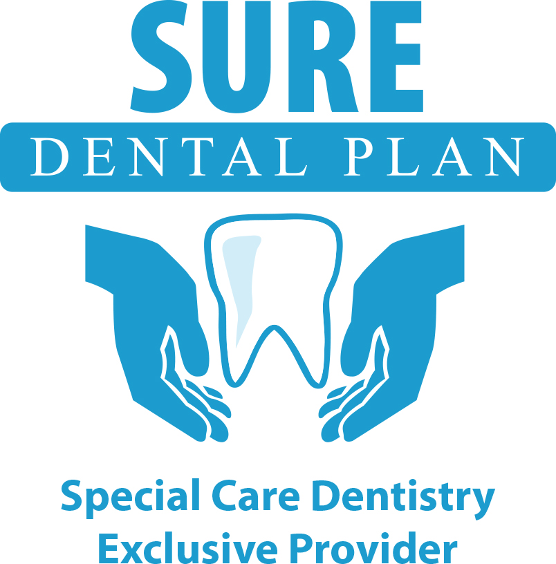 Special Care Dentistry Logo Sure Dental Plan