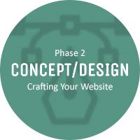 Web Design 2 Concept Design
