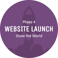 Web Design 4 Website Launch